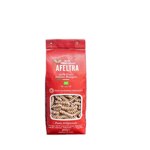 Afeltra Integrale Organic Wholewheat Tortiglione 500g
