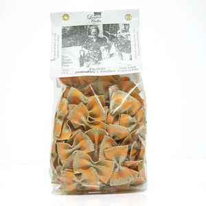 Antica Madia Farfalle Pasta With Tomato And Basil 250g