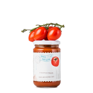 Niasca Tomato Sauce And Vegetable Sauce 340g