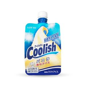 Lotte Coolish Vanilla 140ml