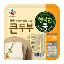 Tasty Soy Tofu 520g