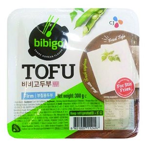 Cj Tasty Soy Tofu Pan 300g