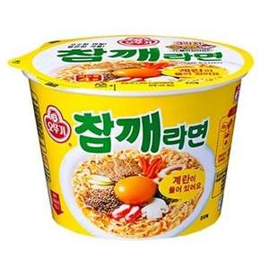 Sesame Ramyeon Instant Cup Noodles 110g