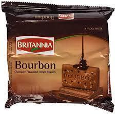 Britannia Bourbon Cream Biscuits 200g
