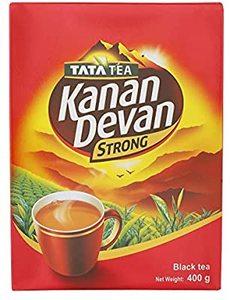 Tata Tea Kanan Devan Strong 400g