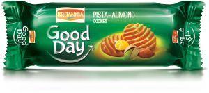 Britannia Good Day Pista Cookies 145g