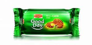 Britannia Good Day Pista Almond Cookies 90g