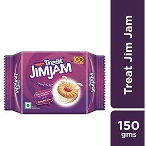 Britannia Jim Jam Cream 150g