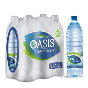 Oasis Water 6x1.5L