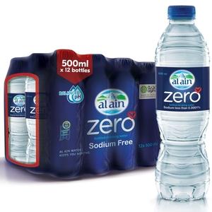 Al Ain Water Zero 12x500ml