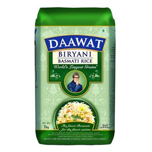 Dawat Biryani Basmati Rice 1kg