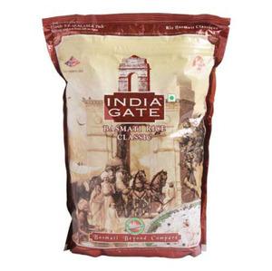 Indiagate Classic Basmatic Rice 1kg