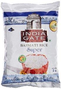 Indiagate Super Basmati Rice 1kg