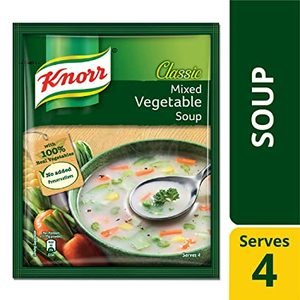 Knorr Classic Mixed Veg Soup 54g