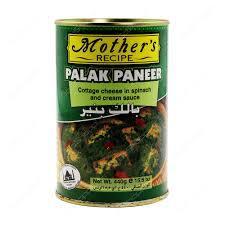 Mother's Recipe Palak Paneer 440g