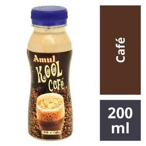 Amul Kool Cafe Bottle 200ml