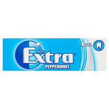 Extra Blue Chewing Gum 1pc