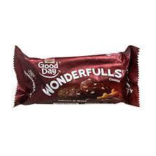 Britannia Wonderfull Choco & Nuts 75g
