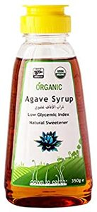 Down To Earth Organic Agave Syrup 350ml