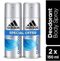 Adidas Climacool Male Deo Spray 2x150ml