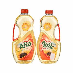 Afia Sunflower Oil 2x1.5L