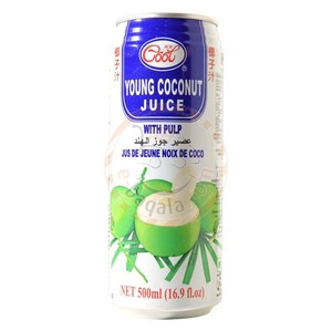 Ice Ccol Coconut Water With Pulp Roast 500ml