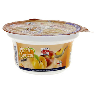 Al Ain Peach Apricot Yoghurt 12g