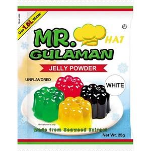 Mr.Gulaman Jelly White 25g
