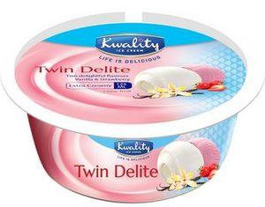 Kwality Ice Cream Twindelite 125ml