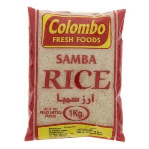 Colombo Fresh Foods Samba Rice 1kg