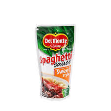 Delmonte Spaghetti Sauce Sweet 250g