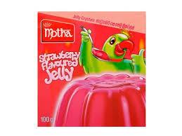 Motha Strawberry Jelly 100g