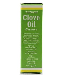 Crown Clove Oil England 10ml