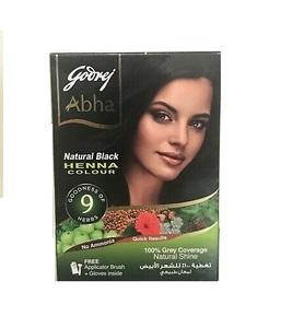 Godrej Abha Henna Hair Colour 60g
