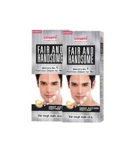 Emami Fair & Handsome Cream 2x100ml