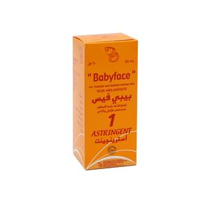 RDL Astringent Baby Face Lotion 60ml
