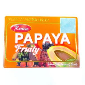 Renew Papaya Fruity Soap 135g