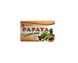 Truderm Papaya Soap 180g
