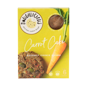 Doughlicious Carrot Cake Dough 204g