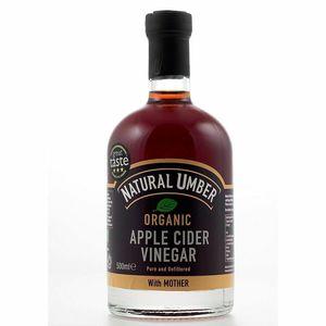 Natural Umber Organic Apple Cider Vinegar 500ml