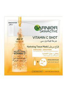Garnier Vitamin C Shot Hydrating Tissue Mask 33g