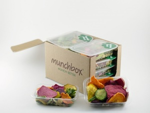 Vegetable Crunch 8 snacks