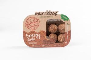 Energy Balls Chia Choco 10 snacks