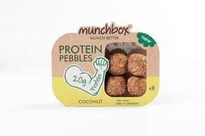 Protein Pebbles Coconut 10 snacks