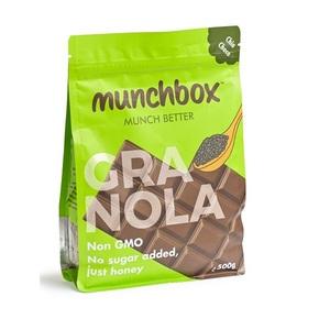 Granola Chia Chocolate 500g snack