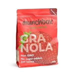 Granola Strawberry 500g snack