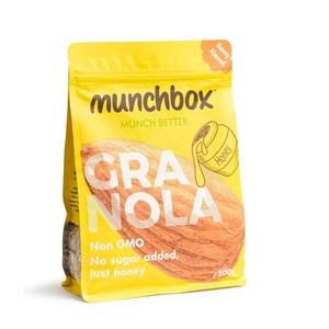 Granola Honey Almond 500g snack
