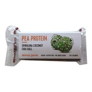 Spirulina Coconut Chia Protein Ball 40g