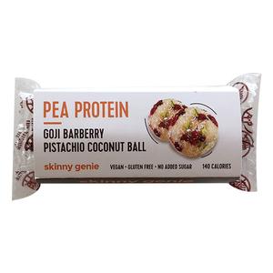Goji Barberry Pistachio Coconut Protein Ball 40g