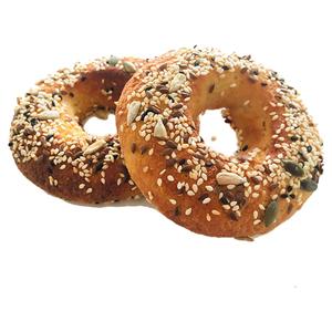 Keto Sesame Bagels 100g